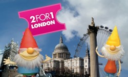 2FOR1 London offers