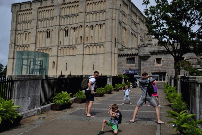 Hours Of Fun At Norwich Castle Museum Greater Anglia