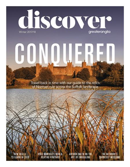 Discover magazine - Winter - CONQUERED