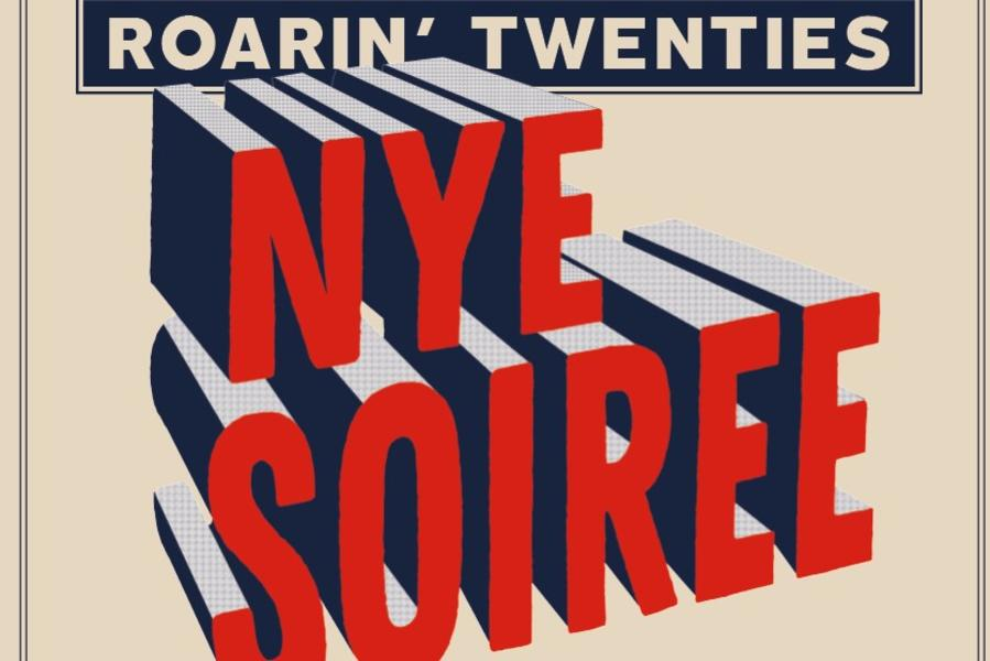 Dutty Moonshine Big Band And Friends: New Year's Eve Soiree