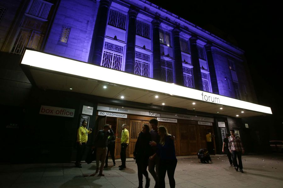 The Forum music venue in Kentish Town,  London