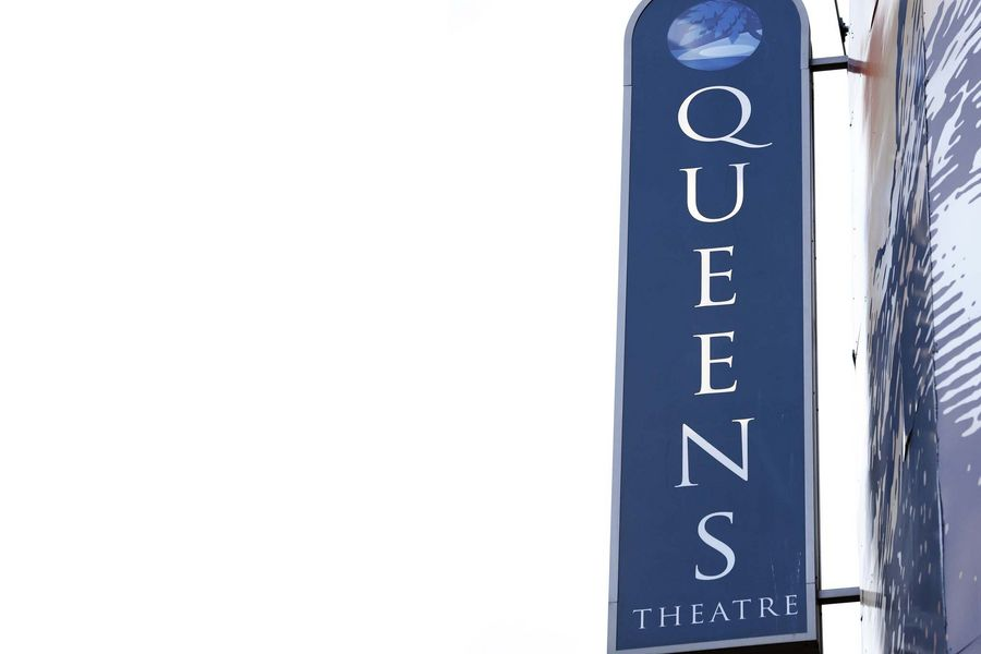 The Queens Theatre, Shaftesbury Avenue, London