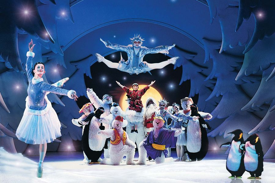 Birmingham Rep's staging of The Snowman