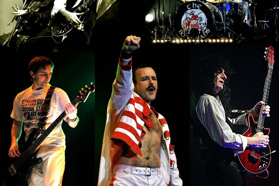 The Bohemians: Queen Tribute