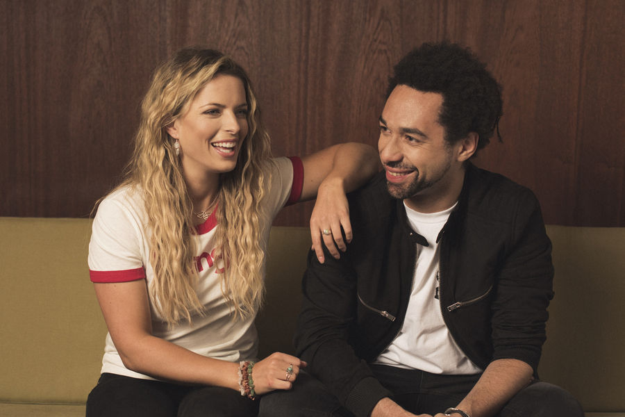 The Shires by Pip for BMG UK