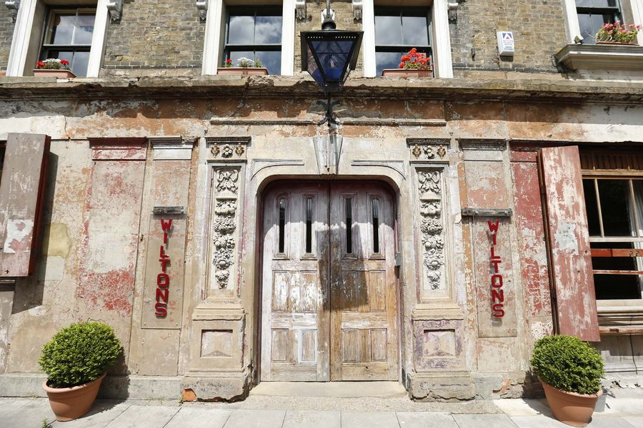 "Wilton's Music Hall in east London, which has made it into a list of Europe's best ""secret spot"" locations, published by Lonely Planet"