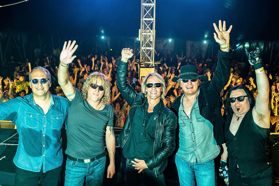 The Bon Jovi Experience: Bon Jovi Tribute