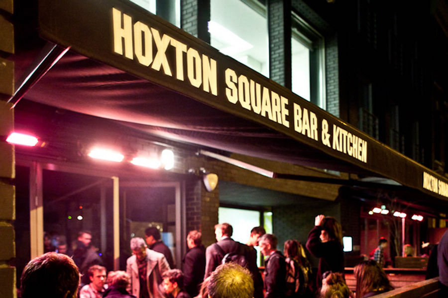 General exterior image of Hoxton Square Bar And Kitchen