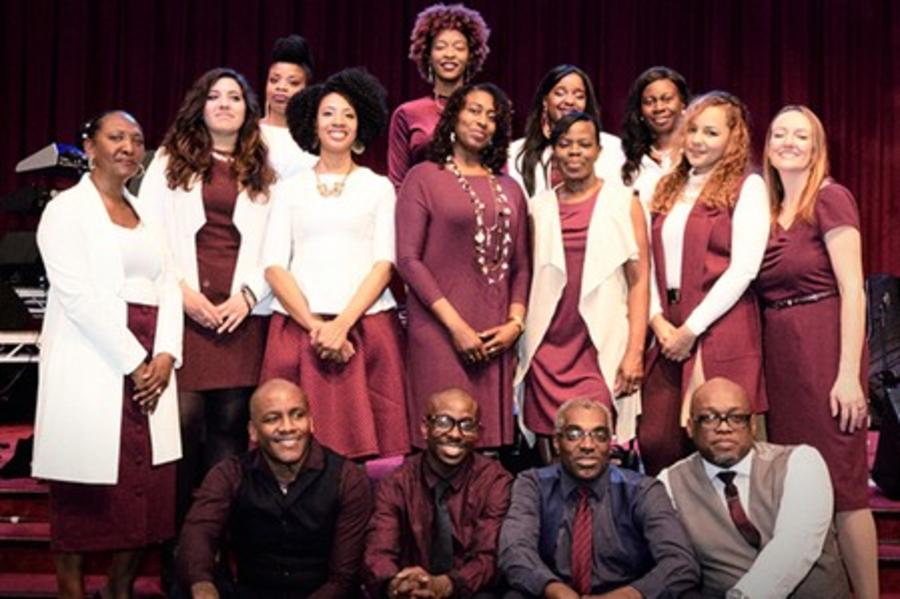 IDMC Soul Gospel Choir Christmas Special
