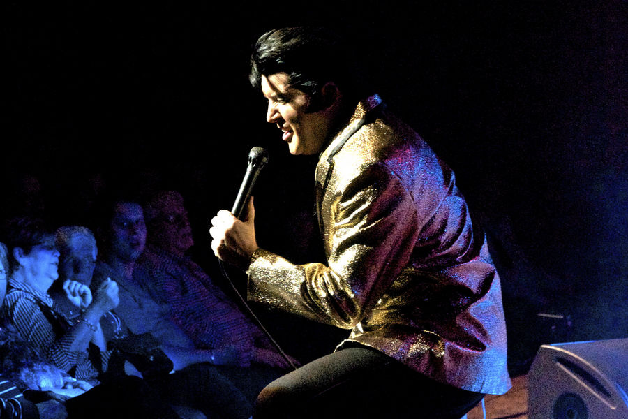 A Vision Of Elvis: Elvis Presley Tribute