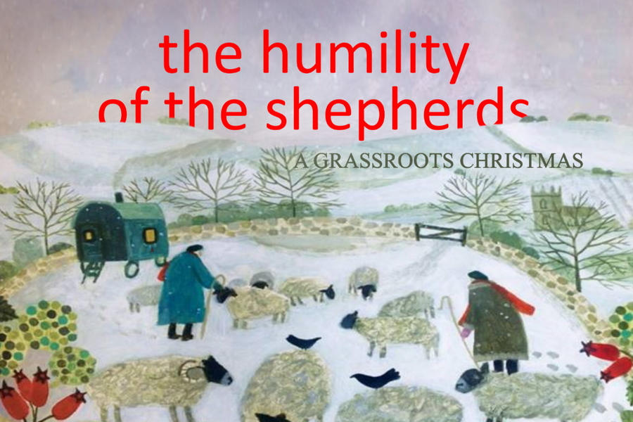 The Humility Of The Shepherds