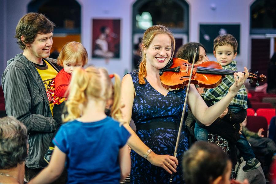 Bach to Baby Family Concert in Wimbledon