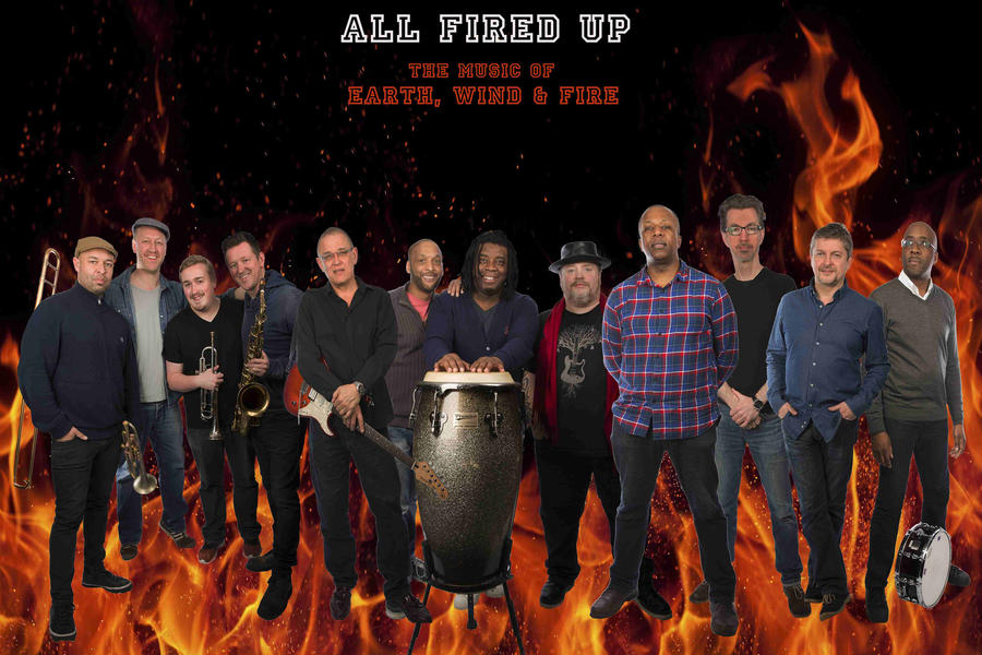 All Fired Up!: Earth, Wind & Fire Tribute