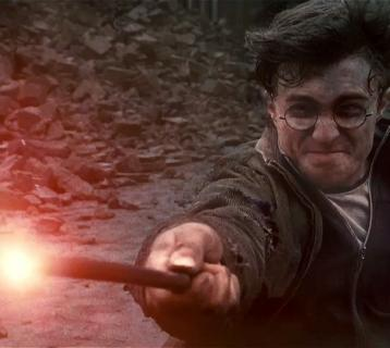 Still from the Harry Potter franchise