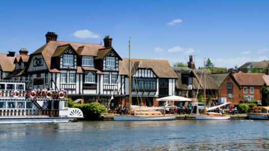 Horning in the Norfolk Broads