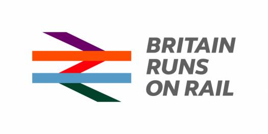 Britain Runs on Rails logo