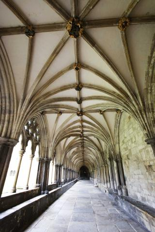 Norwich Cathedral interior