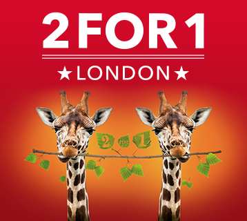 2FOR1 Offers in London