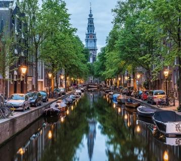 image of Amsterdam Canal