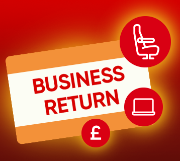 Business Return ticket