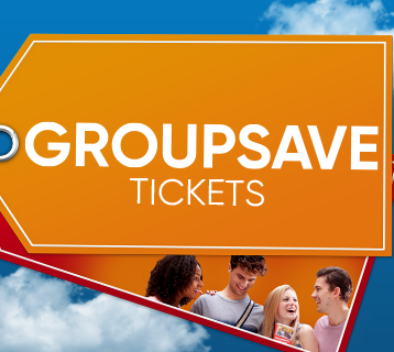 GroupSave Tickets