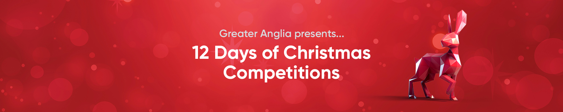 12 Days Of Christmas Competitions Greater Anglia