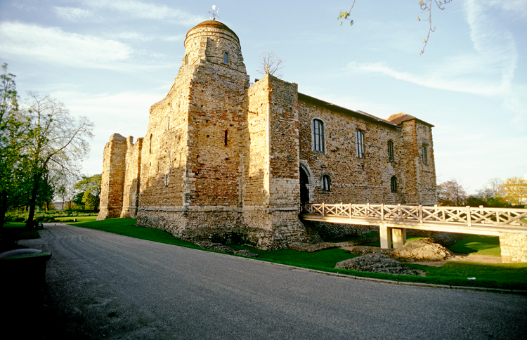 Colchester Castle is the host for a half term sleepover