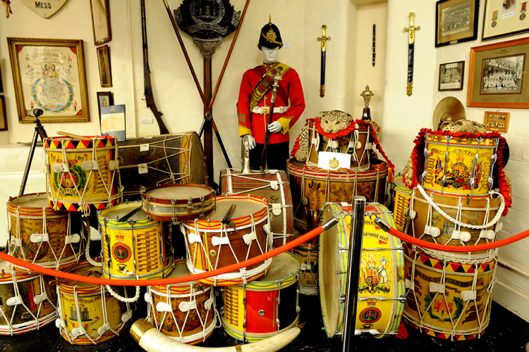Suffolk Regiment Museum