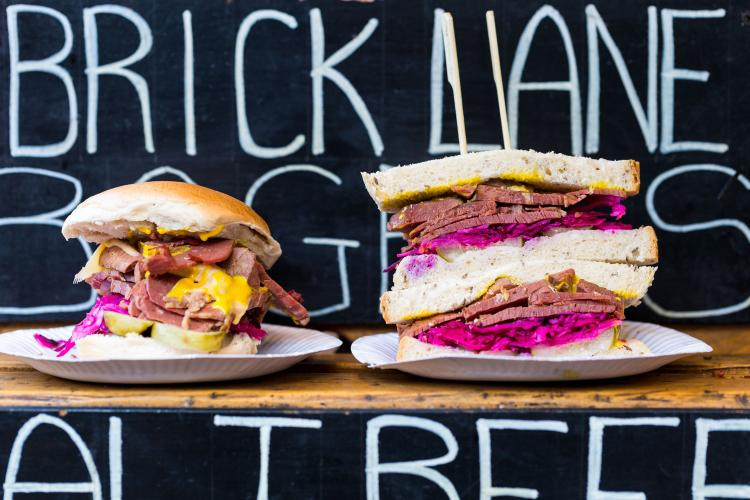 Brick Lane secret food tours