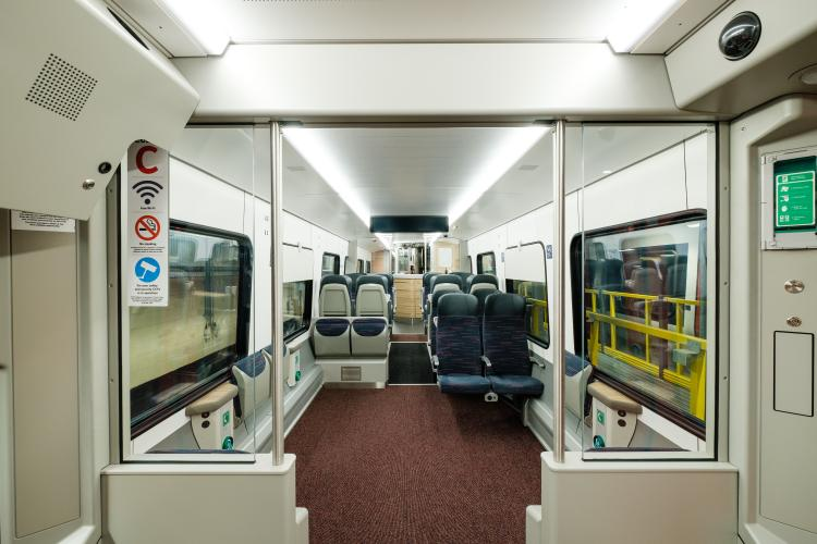 Take A Look Inside Greater Anglia S New Intercity Trains