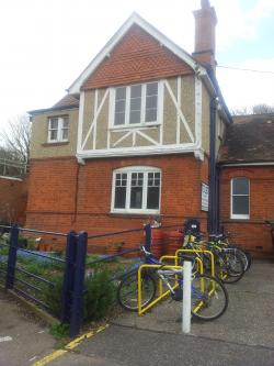 Wivenhoe Station - Station House