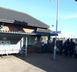 Cromer Railway Station - Mobile Catering