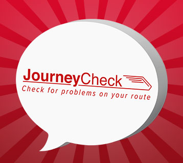 Check for problems on your route
