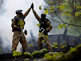 Delta Force Paintball Essex