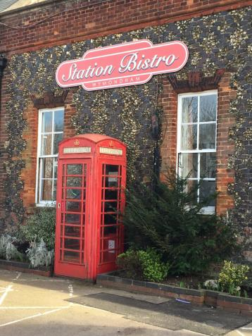 Station Bistro Wymondham