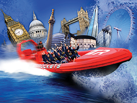 Thames Rockets - Ultimate London Adventure