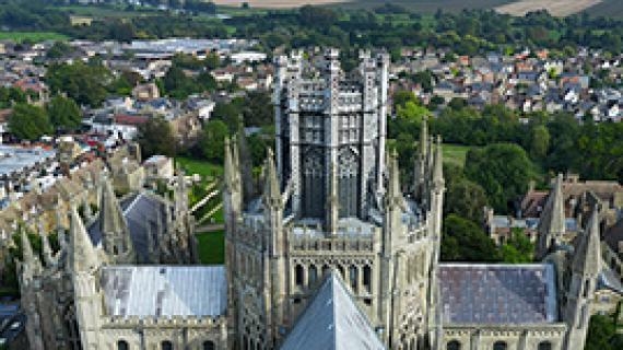 Ely Cathedral & Stained Glass Museum