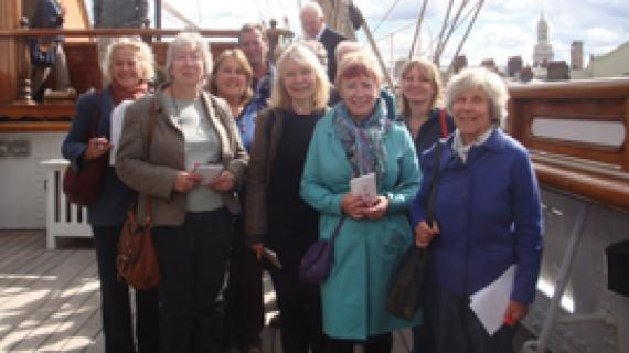 Greenwich Guided Tours