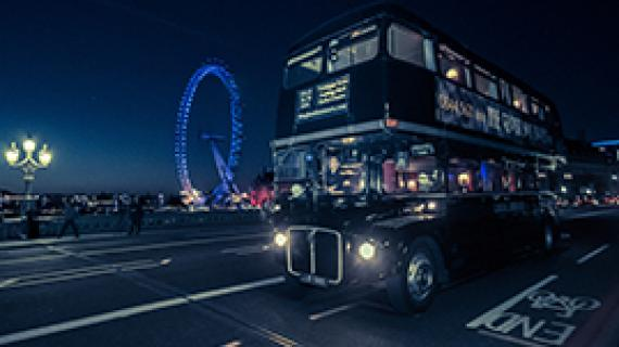 The Ghost Bus Tours London