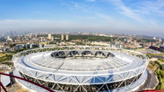 London Stadium (former Olympic Stadium)