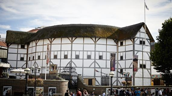 Shakespeares Globe Exhibition and Tour