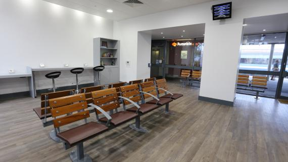 Colchester waiting room