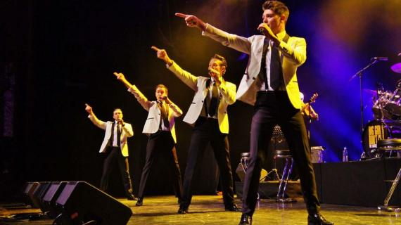 Big Girls Don't Cry: A Tribute To Frankie Valli & The Four Seasons