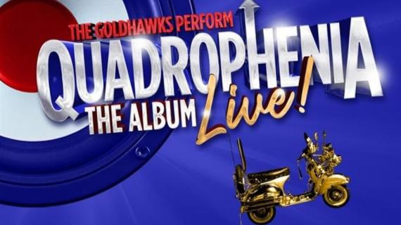 Quadrophenia - Live: The Goldhawks