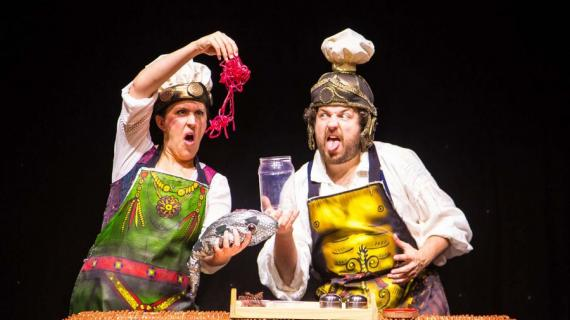 Horrible Histories Live On Stage - Barmy Britain