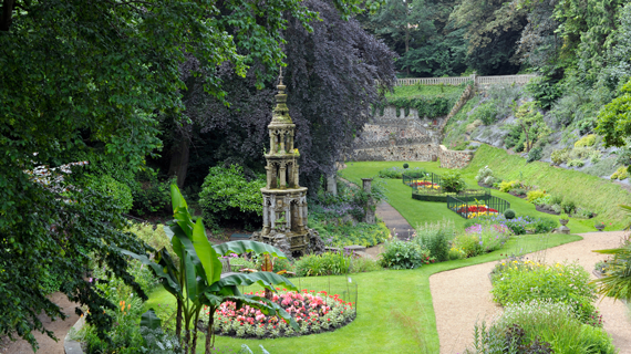 The Plantation Garden in Norwich
