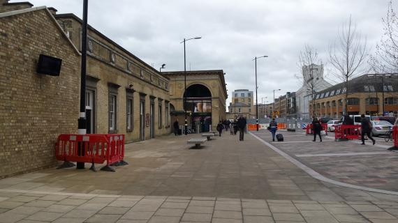 Picture of Cambridge Station, Street Food number 1