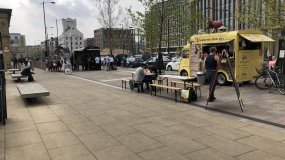 Picture of Cambridge Station – Street Food Market (Pitch 2) number 3