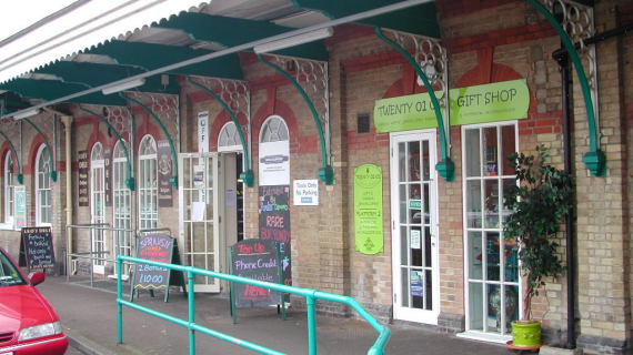 Picture of Ipswich Station number 1